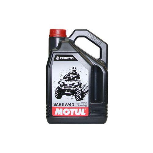 Масло Motul 4T 4L 5W40 100% синтетическое (арт. 104868)