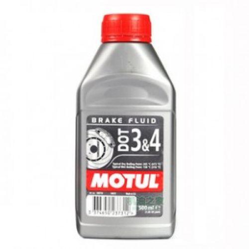 MOTUL DOT 3&4 Brake Fluid  1л