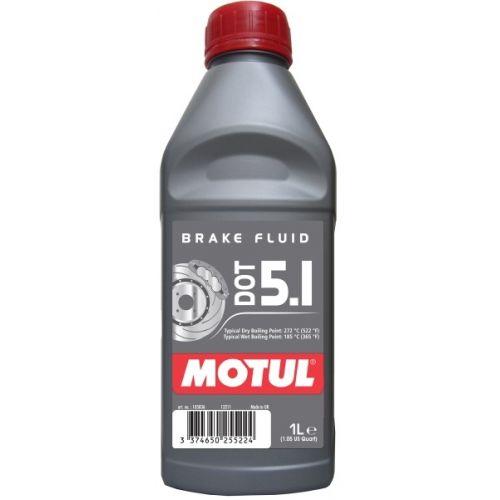 MOTUL DOT 5.1 Brake Fluid  1 литр