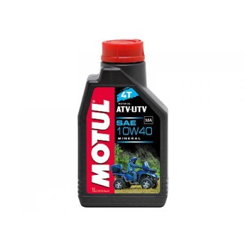 MOTUL ATV-UTV 4T 10W40 1л миниральное