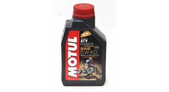 Motul ATV POWER 4T 5W40 (1 ЛИТР)
