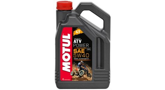 MOTUL ATV Power 4T 5W40(4л)