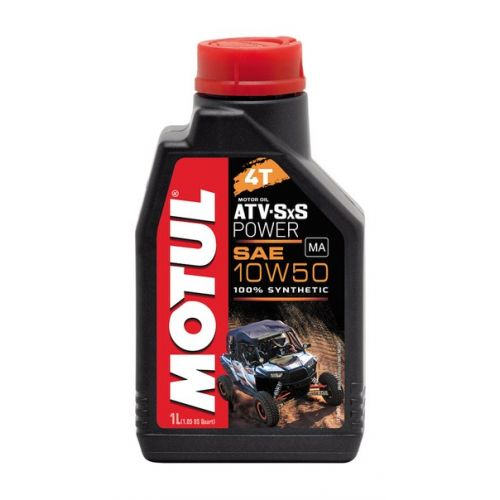 Motul ATV-SXS POWER 4T 10W50 1литр