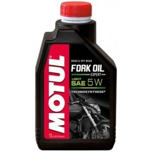 Вилочное масло Motul Fork Oil Expert Light 5W 1литр