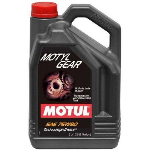 MOTUL Motyl Gear SAE 75w90 5 л.