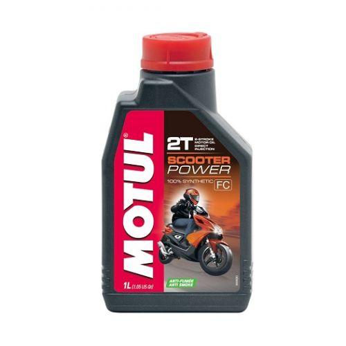 MOTUL Scooter Power 2T 1 литр