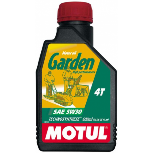 MOTUL Garden 4T SAE 5W30 0.6 lt