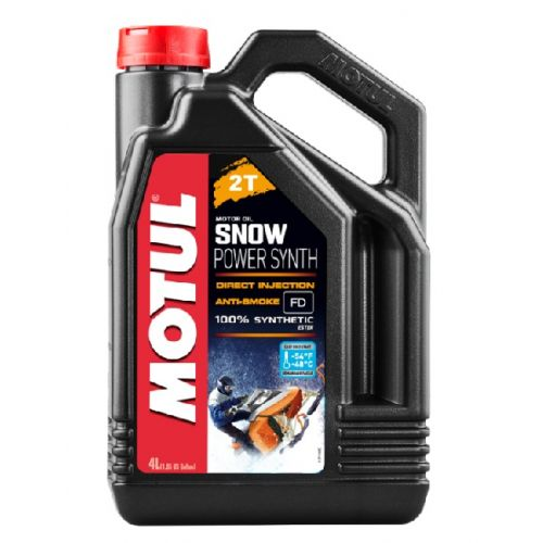 Motul Snowpower Synth 2T 4л.