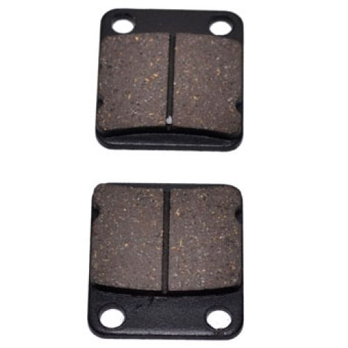 Колодки дискового тормоза питбайк однопоршневой суппорт SM-PARTS