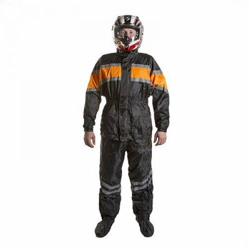 Дождевик (Куртка+брюки) Оранж. XL