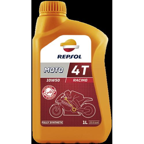 Масло моторное REPSOL MOTO RACING 4T 10W50 1л