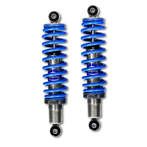 Амортизатор квадроцикла з/п с пружиной для CFMOTO CF500/Х5/X6/Х8 (ШС - ШС) ЦЕНА ЗА 1ШТ