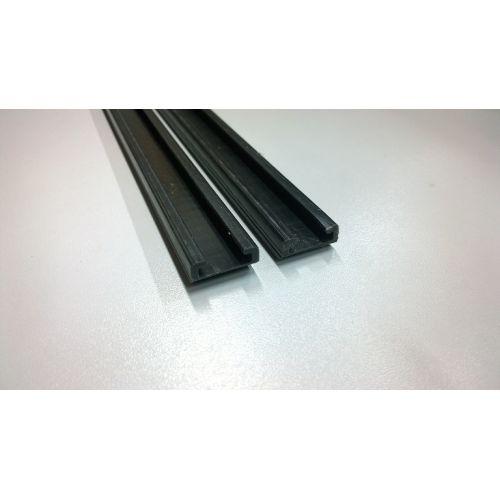 Склизы Garland 16-4520-01  115 см, Черный цвет  Профиль №16