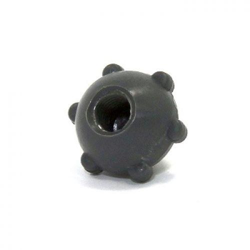 Шар стопорный уключины, черный M8