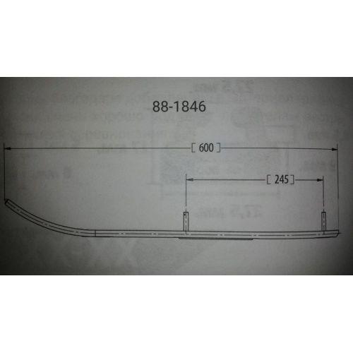 Конек лыжи BRP (комплект 2шт) 88-1846