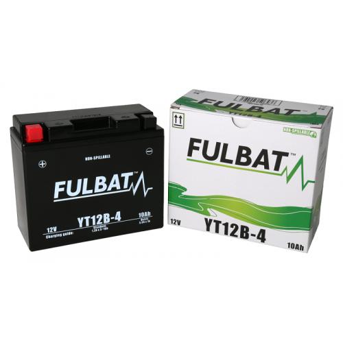 Аккумулятор FULBAT YT12B-4