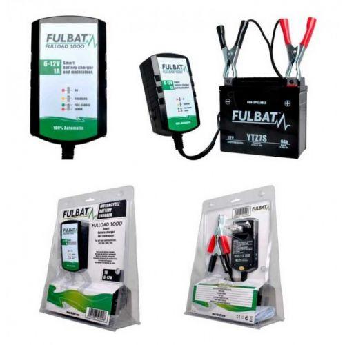 Зарядное устройство для аккумулятора 6/12 Вольт FULLOAD1000
