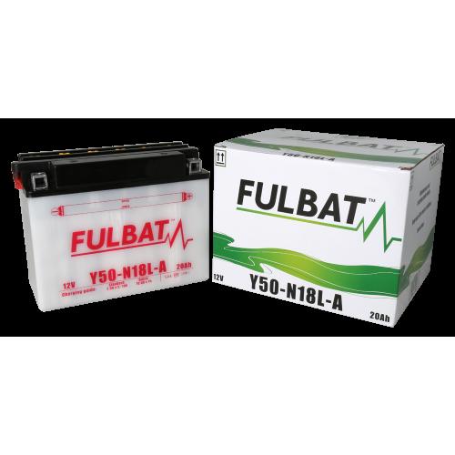 Аккумулятор FULBAT Y50-N18L-A