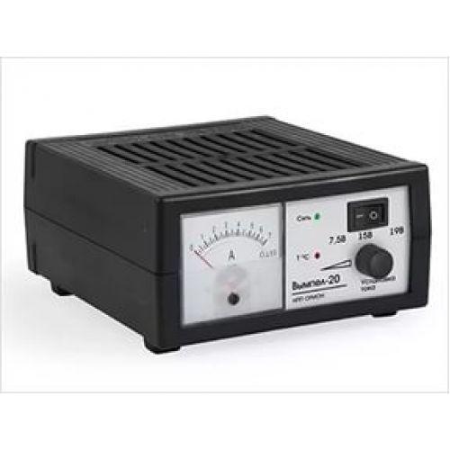 Зарядное устройство (автомат) 6А 12V  Вымпел 20